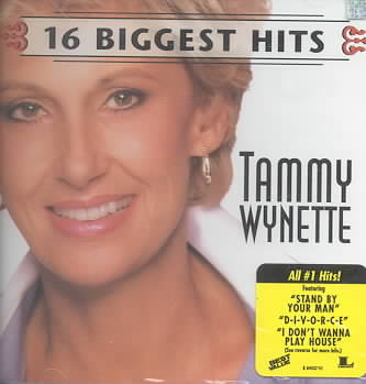16 BIGGEST HITS BY WYNETTE,TAMMY (CD)